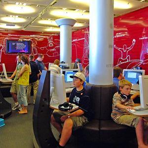 Интернет-кафе Серова
