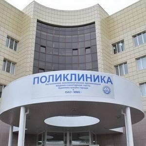 Поликлиники Серова